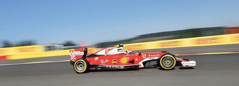 John Malone au volant de la Formule 1