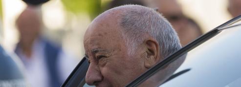 Amancio Ortega redevient l'homme le plus riche du monde... pour quelques heures