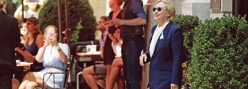 Le malaise de Clinton affaiblit sa campagne