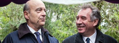 Alain Juppé condamne la stratégie «anti-Sarkozy» de François Bayrou