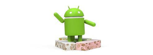 Montélimar et Google se préparent à fêter Android Nougat