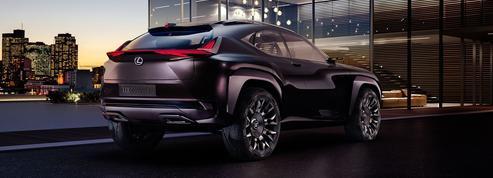 Lexus UX Concept : un luxueux petit crossover en approche