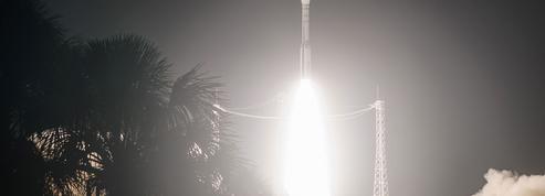 Premier succès commercial pour la petite fusée européenne Vega