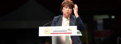 Martine Aubry se tourne vers François Hollande
