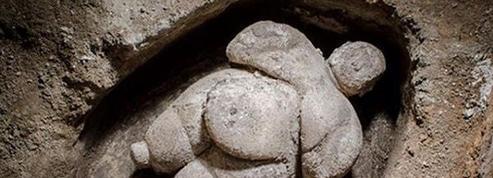 L'incroyable découverte d'une statuette du néolithique en Turquie