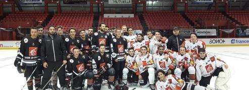Quand Justin Bieber joue au hockey sur glace à… Amiens