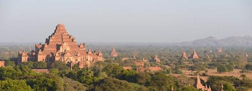 Séisme en Birmanie: une chance pour les temples de Bagan