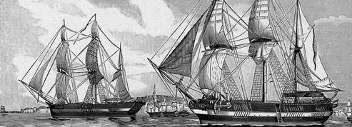 Le second navire de John Franklin, disparu en 1846 a bien été découvert
