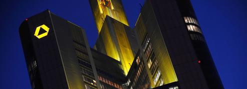 Commerzbank va supprimer 9600 emplois
