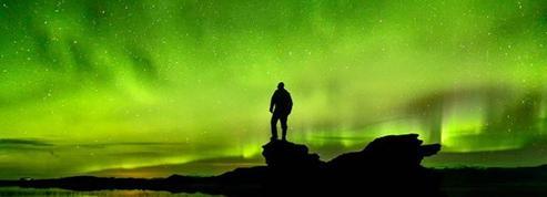 L'Islande s'éteint pour admirer les aurores boréales