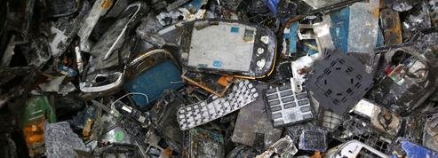 Les téléphones usagés sont une mine d'or inexploitée