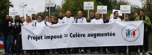 Des manifestations anti-migrants organisées dans plusieurs villes de France