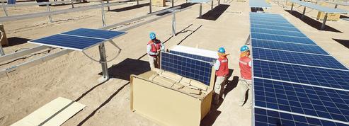 EDF accélère son activité renouvelable en Amérique latine