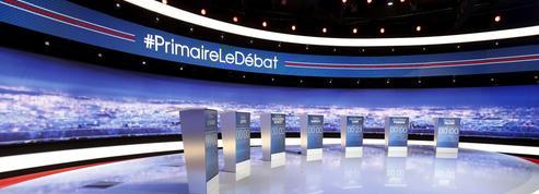 Primaire à droite : suivez le débat en direct vidéo