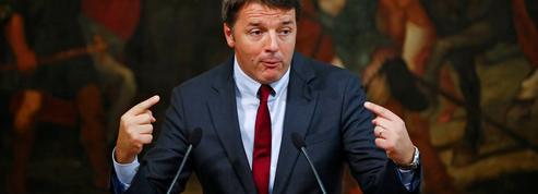 Matteo Renzi présente un budget de relance