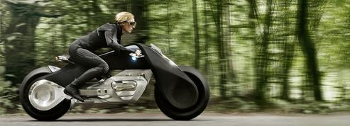 BMW Motorrad Next 100 : la fin programmée des chutes à moto