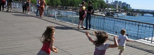 Une appli pour les sorties enfants à Paris