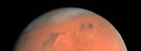 Un orbiteur à la recherche de vie martienne