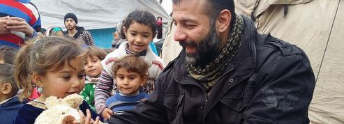 Rami Adham, le livreur de bonheur
