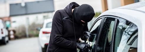 Le palmarès 2016 des voitures les plus volées
