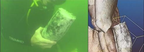 Neptune retrouve son mollet dans les eaux du Rhône