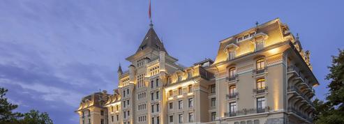 Avec le Royal Savoy, Lausanne retrouve ses lumières