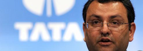 En Inde, l'emblématique conglomérat Tata dans la tourmente