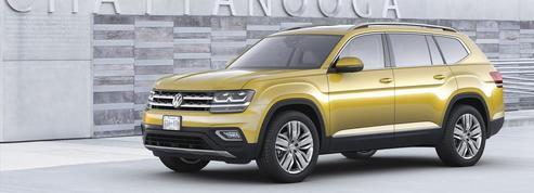 Volkswagen Atlas : un SUV titanesque