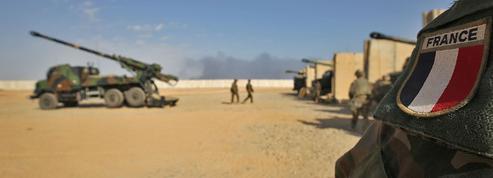 L'artillerie française soutient les forces irakiennes pour libérer Mossoul