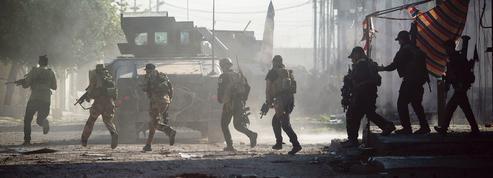 À Mossoul, l'âpre percée des forces spéciales irakiennes