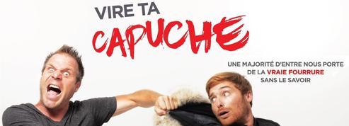 Rémi Gaillard s'engage contre la fourrure dans le métro parisien