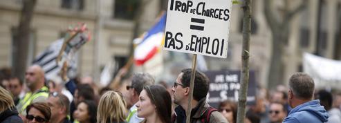 Les indépendants de nouveau dans la rue contre le RSI