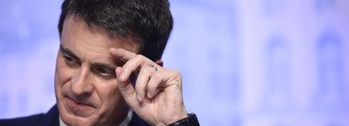 Manuel Valls peaufine sa déclaration de candidature