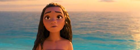Vaiana prend le large au box-office américain