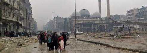 Qui sont les groupes rebelles à Alep-Est?