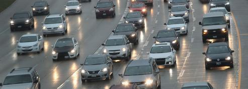 Trafic : un week-end de Noël (très) difficile sur les routes