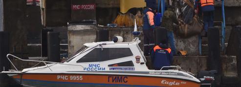 Crash en mer Noire : une première boîte noire retrouvée