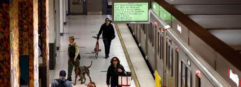 À Los Angeles, des entreprises pourront donner leurs noms à des stations de métro