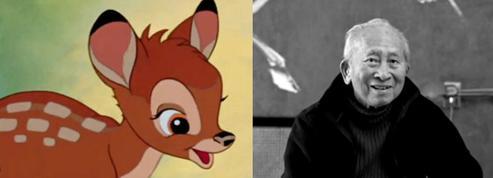 Tyrus Wong, le père de Bambi, est mort