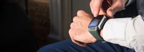 Une montre connectée pour les diabétiques