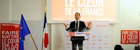 À Nancy, Benoît Hamon savoure sa popularité naissante