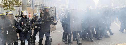Manifestant éborgné : un CRS mis en examen pour «violences volontaires»