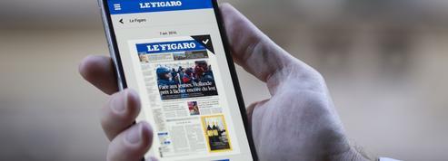 La lecture de la presse sur mobile surpasse celle sur ordinateur