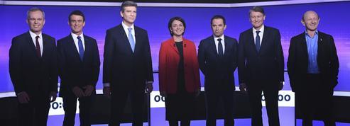 Primaire à gauche : ce qu'il faut retenir du troisième débat télévisé