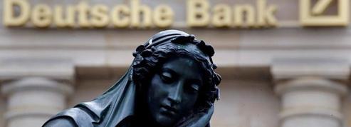 Deutsche Bank sanctionnée pour blanchiment d'argent russe