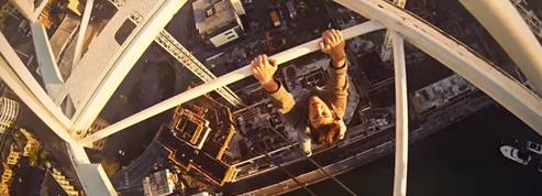 L'urban climbing, un sport extrême et impressionnant