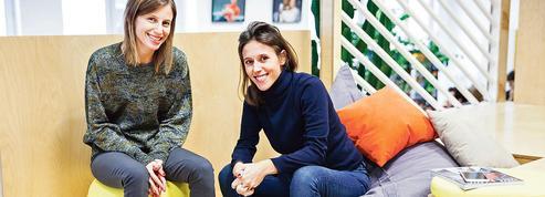 Tatiana Jama et Lara Rouyres: chance, confiance et fous rires