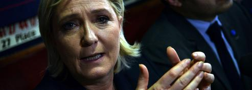 Marine LePen frappée au portefeuille sur une affaire d'assistants parlementaires