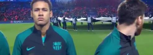 Lionel Messi surpris par ... l'accueil et le bruit du Parc des Princes