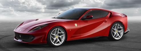 Ferrari 812 Superfast : 800 ch sous le pied droit